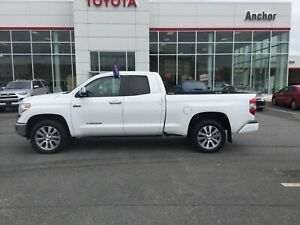 2016 Toyota Tundra Limited 5.7L V8 LEATHER; ALLOYS; BU CAMERA...