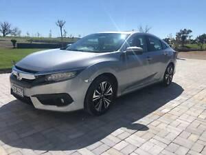 2017 Honda Civic VTi-LX Automatic Sedan Yass Yass Valley Preview
