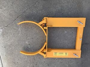 Brand new forklift barrel lifter