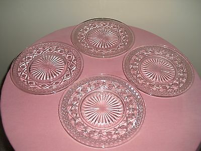 4 Imperial CAPE COD  Salad / Dessert / Luncheon / Snack Plates