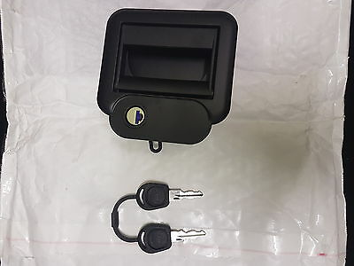 Swift Bessacarr Autotrail Lunar Hymer S motorhome door lock handle with keys