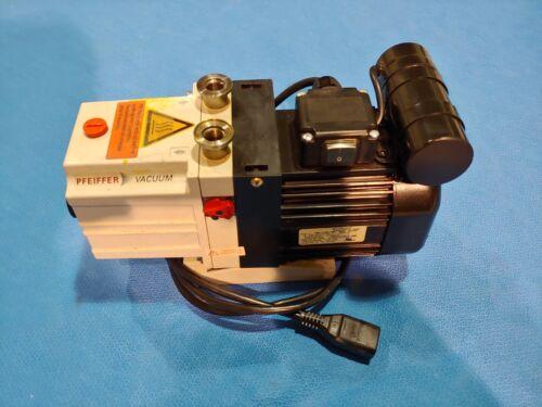 Pfeiffer Vacuum UNO 5 Single Stage Rotary Vane Vacuum Pump