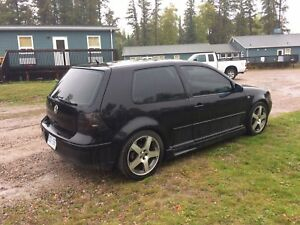 2002 Volkswagen GTI 1.8T for sale (reduced price)