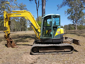 Excavator for sale Wishart Brisbane South East Preview
