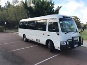 TOYOTA. COASTER.    (Dec) 2012. Bunbury Region Preview