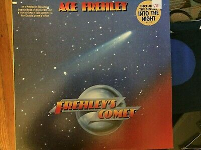 Frehley's Comet Ace Frehley VINYL KISS Band Solo Promo