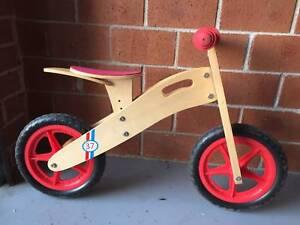 07ed5dcdb4b Suzuki Inspired Balance Bike – Wooden Kids Ride On Toy Push Bike | Toys -  Outdoor | Gumtree Australia Inner Sydney - Sydney City | 1183473541