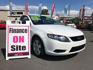 2008 Ford Falcon FG R6 SSB Automatic XR Alloys Ute Burpengary Caboolture Area Preview