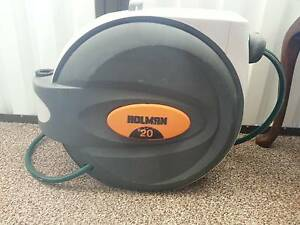 Holman 20m Retractable Hose Reel With Spray Gun Pennant Hills Hornsby Area Preview