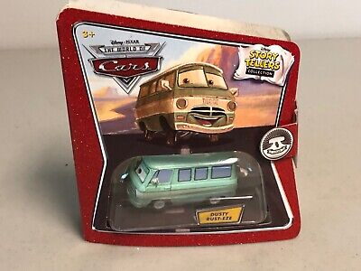 Disney/Pixar World of Cars Story Tellers Collection Dusty Rust-eze