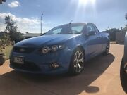 2010 ford falcon xr6 ute 50th anniversary low k's Scottsdale Dorset Area Preview
