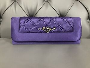 PURPLE EVENING BAG. Check out my other ads