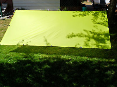 UL HIKER - Ultra Lite Ground Cover/ Beach Blanket Sil Poly Tea Green for sale  Shipping to India