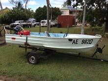 14FT TINNY FOR SALE- FULLY EQUIPED Narangba Caboolture Area Preview