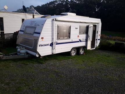 caravan in Launceston Area, TAS | Campervans & Motorhomes ...