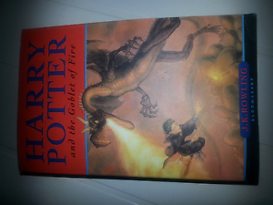 Harry Potter book Taringa Brisbane South West Preview