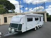 Roadstar Dreamtime caravan Brookfield Brisbane North West Preview