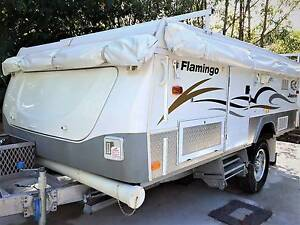 Jayco Flamingo Outback with all the extras in EXCELLENT condition Nerang Gold Coast West Preview