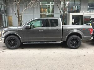 2015 F-150 Lariat - Leather Loaded - Dealer Maintained Like new