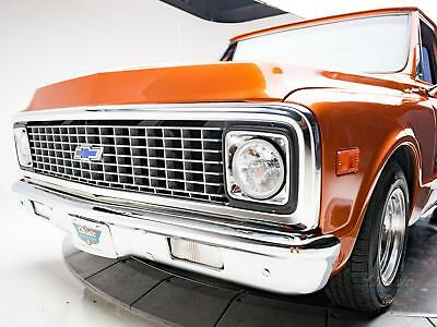 1972 Chevrolet C-10 Stepside Shorty 1972 Chevrolet C10 Stepside Shorty 350 V8 4 Speed Automatic Pickup Truck Copper