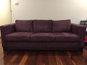 3 seater and 2 seater Freedom sofas Marrickville Marrickville Area Preview