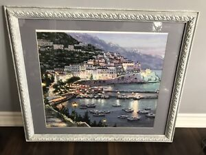 Shabby Chic Picture of Italy