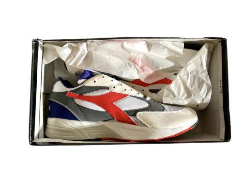 Diadora Distance D.A. 1997-1998. Rare Mint Condition Vintage Shoes