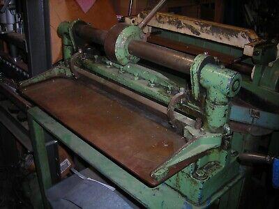 Di Acro 24 Metal Shear Material Hold Down Assembly Di-acro Di Arco Bender Brake