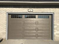 Garage doors repairs and installation