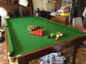 8ft x 4ft Billiard table Wheelers Hill Monash Area Preview