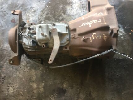 Mazda T3000 gearbox