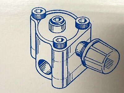 8 Pack Supco Bpv21 Bullet Piercing Valve For 12 58 Tubing Water Filter Tap