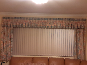 Curtain for wide window Kardinya Melville Area Preview