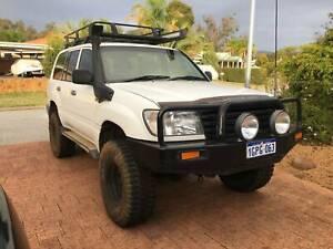 2004 Toyota Landcruiser HZJ105R