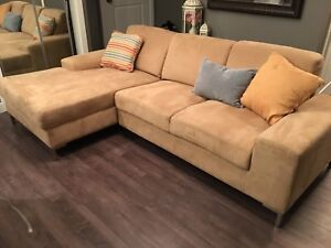 EUC Sectional couch