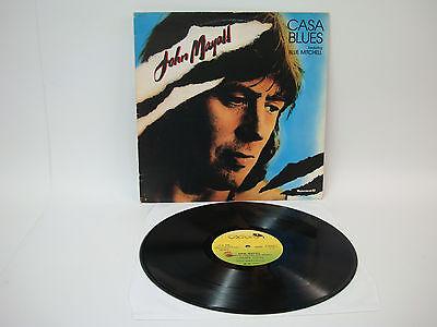 John Mayall - Casa Blues   Mainstream 10    LP: Near Mint   Cleaned Vinyl LP