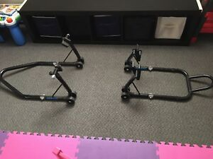 Motorcycle stand for sale