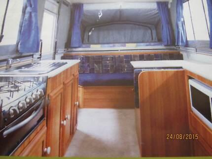 COROMAL FAMILY 400 SERIES   EXCELLANT CONDITION Kalkie Bundaberg City Preview