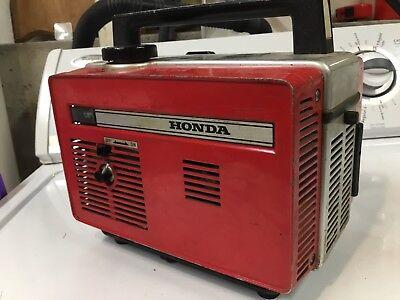 Vintage Honda Lunchbox Generator LOOK!