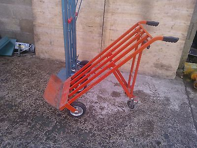SACK TRUCK - THREE POSITION - GOOD QUALITY  *** BRITISH MADE  *** NOT  CHINA **