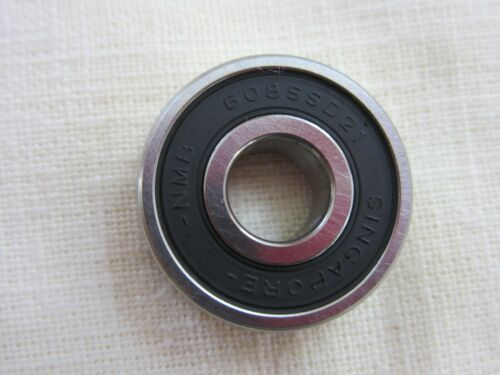 NMB 608SSD21 Single Row Ball Bearing New Old Stock