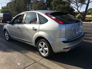 2007 Ford Focus Hatchback, deisel, 6 speed Manuel Fawkner Moreland Area Preview