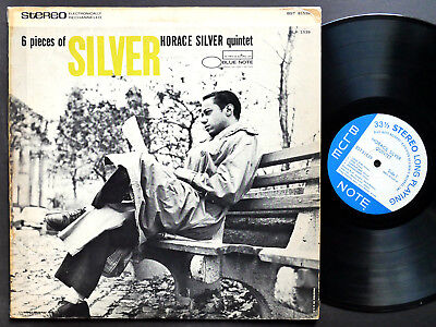 HORACE SILVER 6 Pieces Of Silver LP BLUE NOTE 81539 Hank Mobley Donald Byrd
