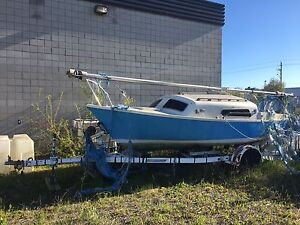 Free Boat with Trailer
