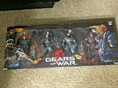 Meccano Gears of War MYSTERY BLIND BAG Figure Action Collector Series 1