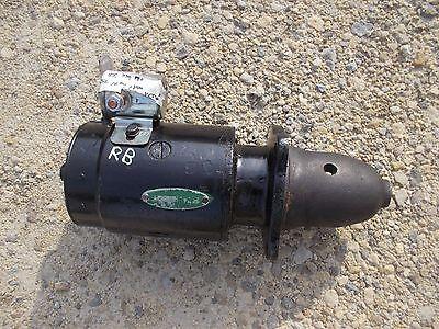 Oliver 55 1800 770 1600 880 Tractor Rebuilt Engine Motor Starter Drive Assembly