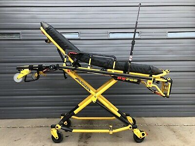 Stryker Mx Pro 6080 600 Lb Ambulance Stretcher Cot Emt Ems