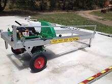 Lucas Mill Portable Model 8 with slabbing, planing kit and more Bowral Area Preview