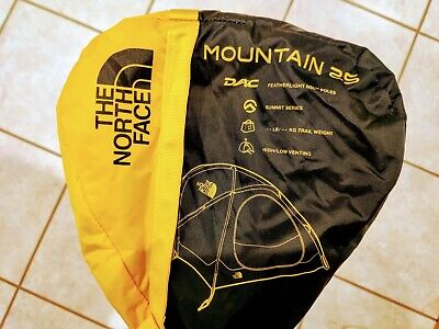 BRAND NEW  The North Face Mountain 25 Summit Series 2 person Tent