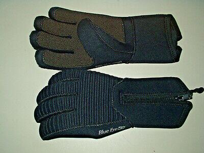 Blue Eye Adventure Kevlar   5 Finger Handschuhe  5 mm Größen M, L & XL neu OVP Adventure Handschuhe